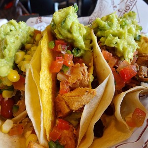Tacos en Taco House