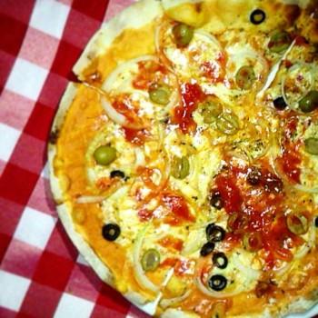 Pizza en La Pizzería