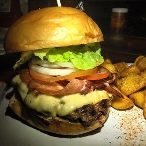 hamburguesa apache bogota