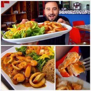 la mejor comida de mar restaurante amazonas