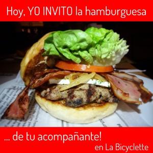 la mejor hamburguesa de medellin la bicyclette