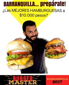 burger master barranquilla