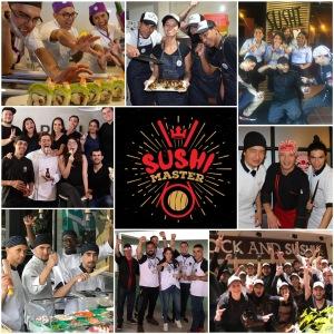 sushi master equipos