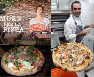 5 mejores pizzas de Colombia