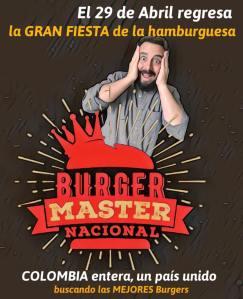 burger master 2019 anuncio fecha